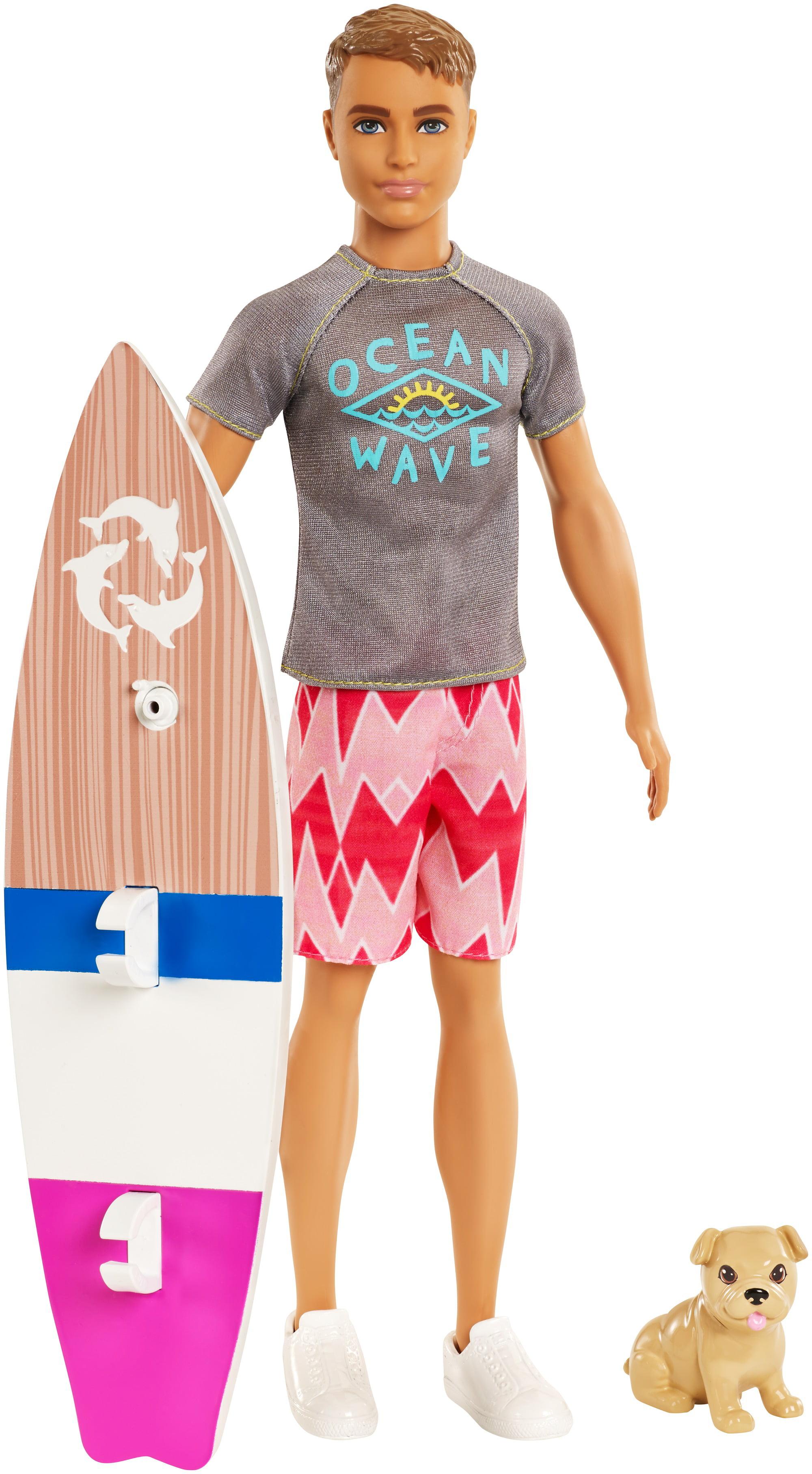 Barbie Dolphin Magic Ken Doll by Mattel