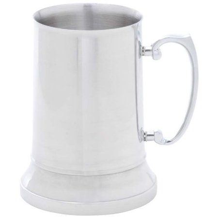 Maxam KTBMUG Maxam 20Oz Stainless Steel Beer Mug 1l Macho Beer Mug