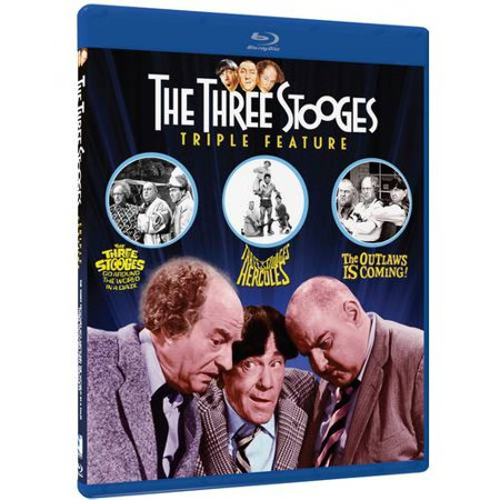 Three Stooges Collection: Volume Two (Blu-ray) - Three Stooges Halloween