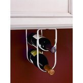 Bottle Rack   3250Orb1   Finish Oil Rubbed Bronze  Material Wire  Solutions Upper Cabinets Depth 9 In
