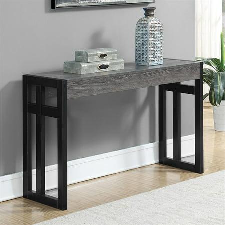 Fabulous Convenience Concepts Monterey Console Table Machost Co Dining Chair Design Ideas Machostcouk