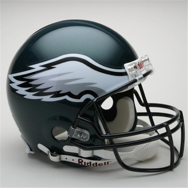 Creative Sports RD-EAGLES-A Philadelphia Eagles Riddell Full Size Authentic Proline Football Helmet