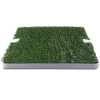 Paws & Pals Paws & Pals Pet Potty Training Synthetic Grass Pee Pads for Pet Cat Puppy  Great for Indoors and Outdoors