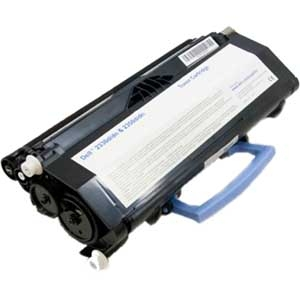 Dell Toner Cartridge - Black - Laser - High Yield - 6000 Pages - 1 Pack