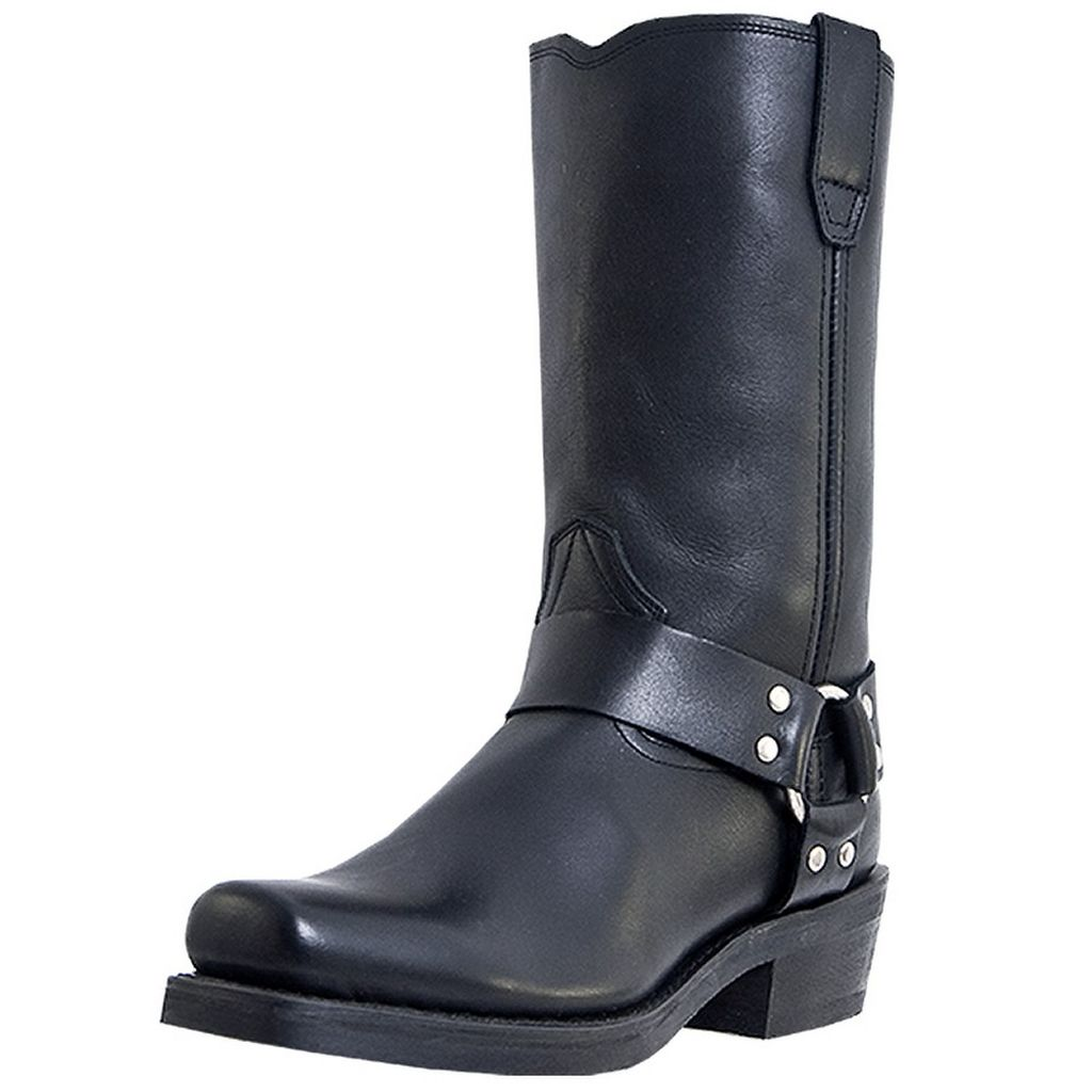 Dingo Harness Leather Western Boot