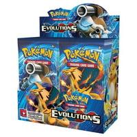 Pokemon XY12 Evolutions Booster Box 36-Count