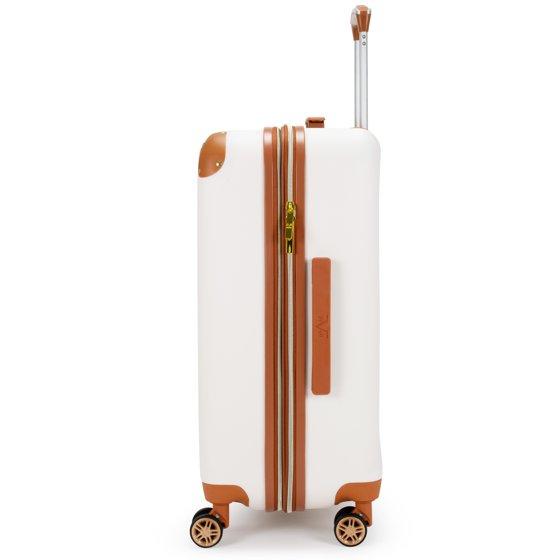18563bd4c 19V69 Italia - 19V69 Italia Vintage Expandable Hard Spinner Luggage Set (3  Piece) - Walmart.com