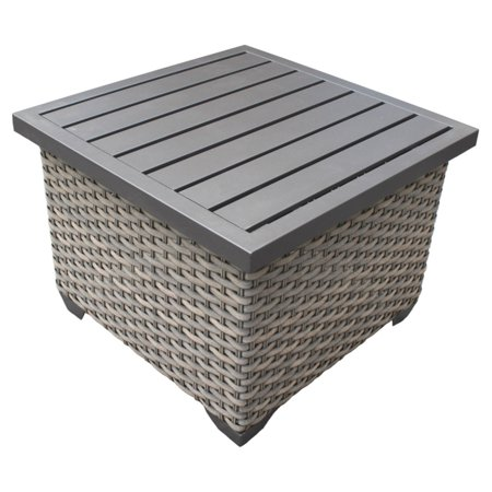 TK Classics Florence Outdoor End Table ()