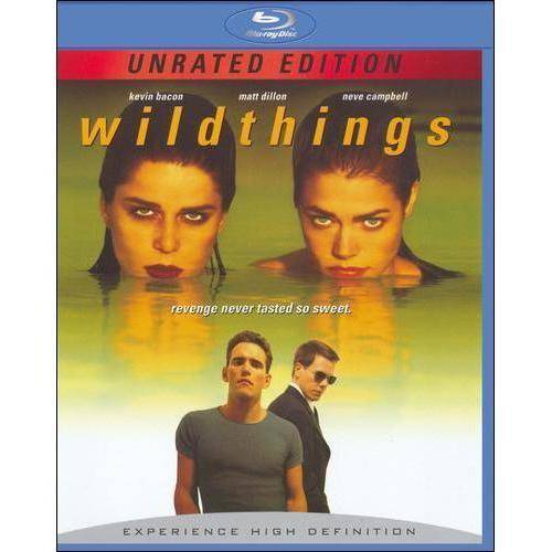Wild Things (Unrated) (Blu-ray) (Widescreen)