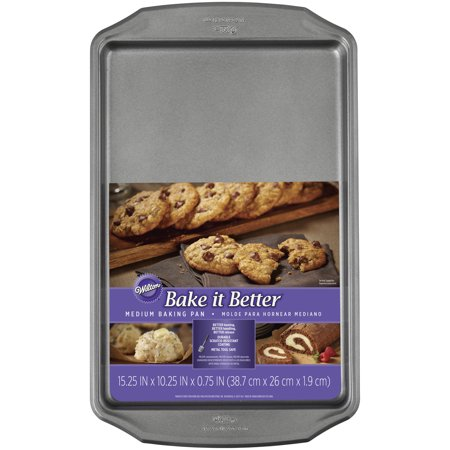 Wilton Bake It Better Cookie Sheet, 10 x 15 in.