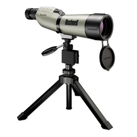 Bushnell Trophy XLT 20-60x65mm Porro Prism Spotting Scope with Compact Tripod