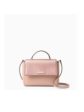 Kate Spade New York Paterson Court Brynlee Satchel in Rose Gold