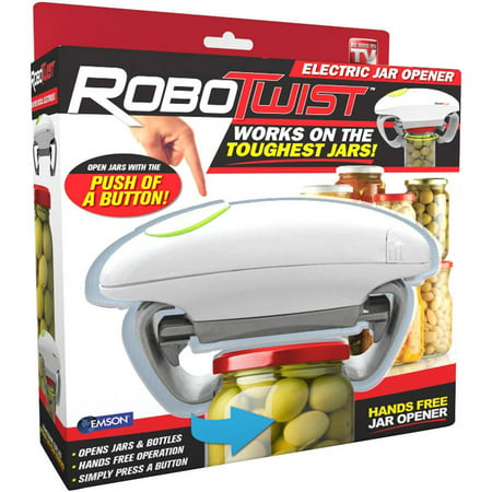 Robo Jam - As Seen On TV Robo Twist Jar Opener