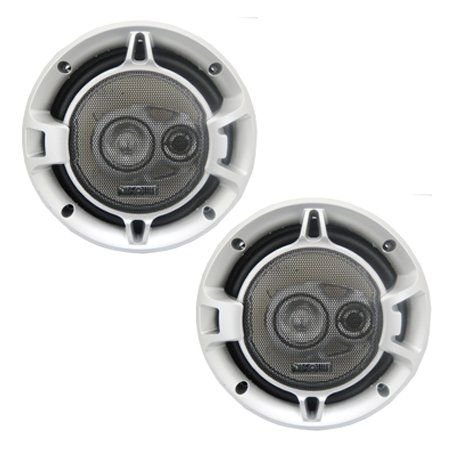 Absolute Speakers (Absolute BLS-6503 Blast Series 6.5 Inches 3 Way Car Speakers 640 Watts Max Power)