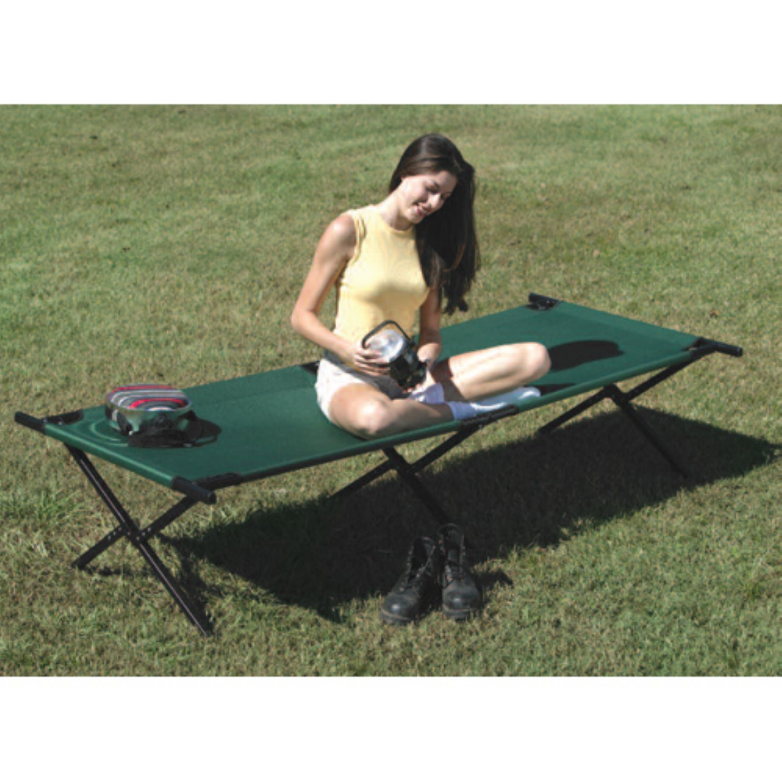 Click here to buy Texsport Jumbo Folding Camp Cot by Texsport Inc..