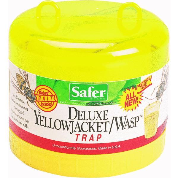 Safer Yellow Jacket Trap