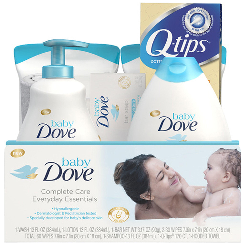 Baby Dove Gift Set Baby Essentials, 4 pc Elemis Pro-Collagen Advanced Eye Treatment, 0.5 Oz