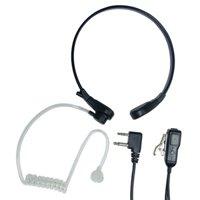 Midland GMRS Radio Action Throat Microphone Headset