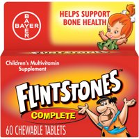 Flintstones Chewable Kids Vitamin, Multivitamin for Kids, 60 Count