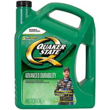 Quaker state 5w 30 peak performance conventional motor oil for Quaker state conventional motor oil