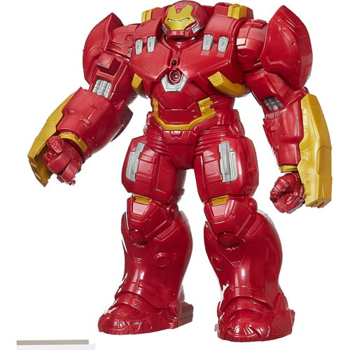 Marvel Avengers Titan Hero Tech Interactive Hulk Buster Figure by Hasbro