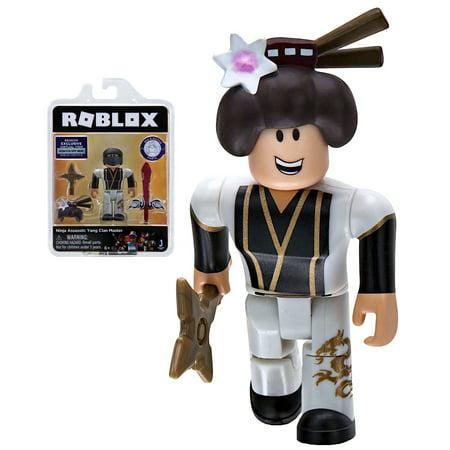 Yang Clan Master Ninja Assassin Roblox Action Figure