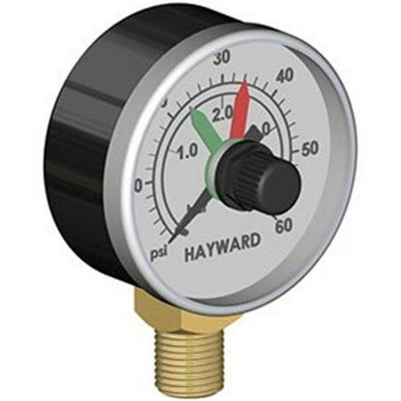 Hayward ECX271261 Pressure Gauge - image 1 of 1