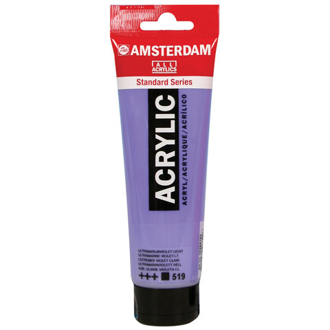 Rembrandt/Talens - Amsterdam Standard Acrylic - 120ml Tube - Reflex Yellow