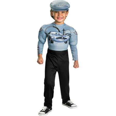 Cars 2 Finn McMissle Classic Muscle Toddler Halloween - Cars Costume