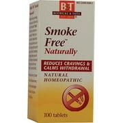 Boericke   Tafel  Smoke Free  100 Tablets