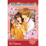 Maid-sama! (2-in-1 Edition), Vol. 4 : Includes Vol. 7 & 8