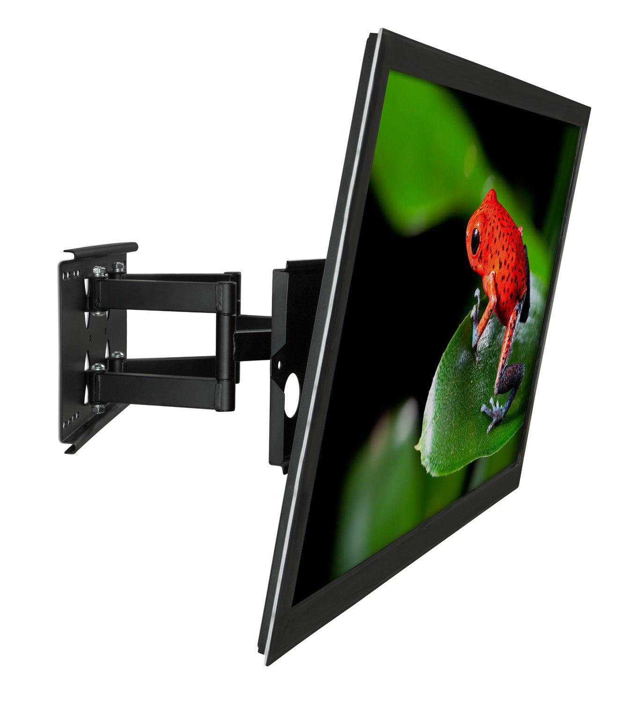 Mount It Full Motion Tv Wall Mount Bracket 40 70 Inch Tvs Mi 310l