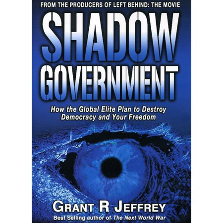 Yard Shadow Plan (Shadow Government: The Global Elite Plan to Destro [DVD])