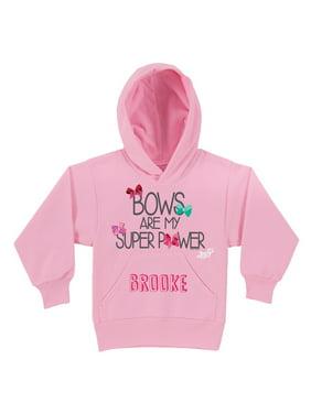 JoJo Siwa Pink Personalized Youth Hoodie