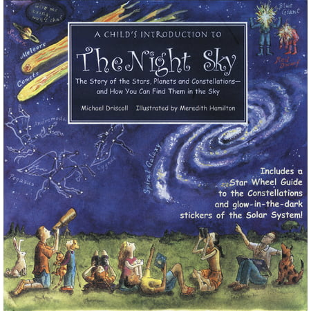 Child's Introduction to the Night Sky: The Story of the Stars, Planets, and Constellations--And How You Can Find Them in the Sky - How Many Planets