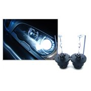 Bimmian HIU60L1WY XenoFlo HID Xenon Bulb Upgrade Pair For E60 Facelift, LCI - 6000k Pure White