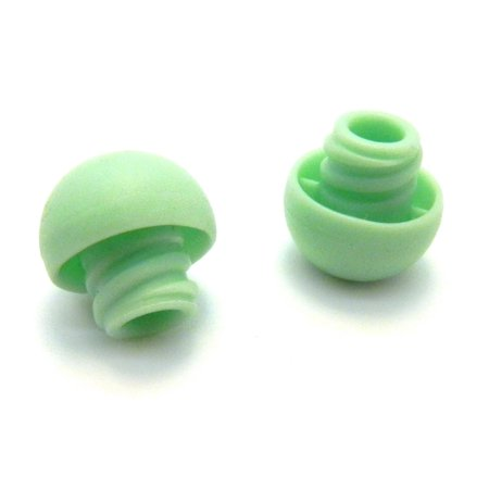 universal syringe caps for pets fit slip leur and lock luer green qty - Syringes For Jello Shots