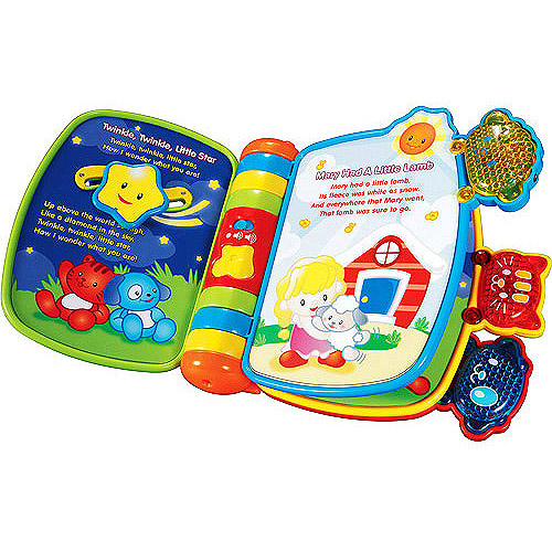 VTech -  Rhyme & Discover Book