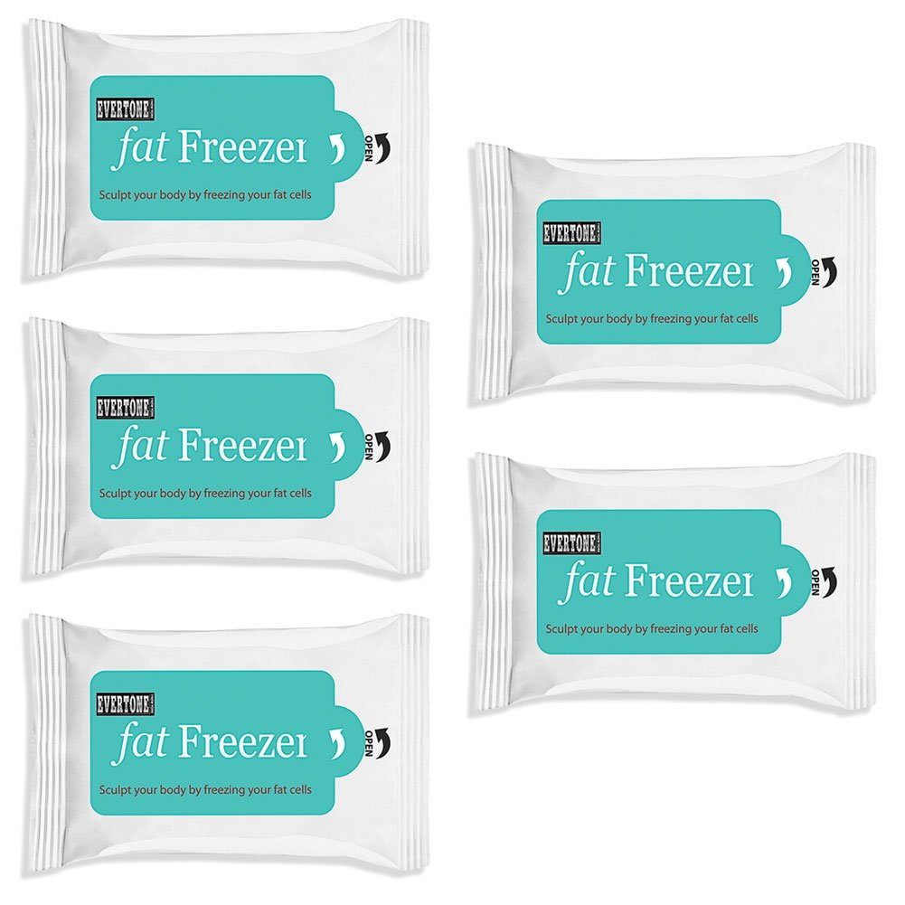 Slim & Freeze Ultimate Shape-N-Freeze Body Sculpting Fat Freezer Pads (5)
