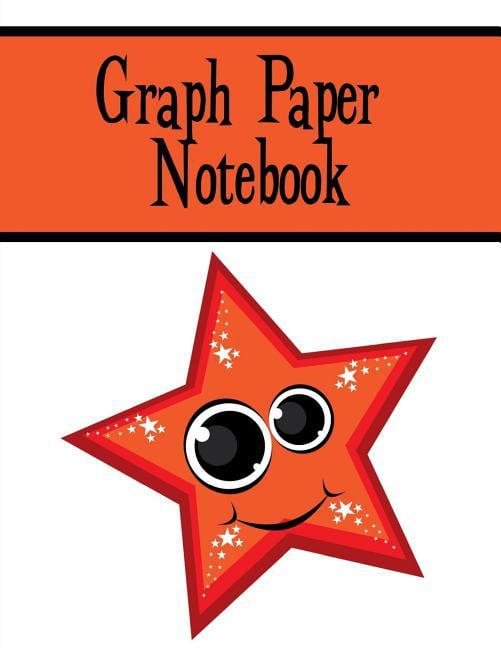 graph paper notebook  a grid