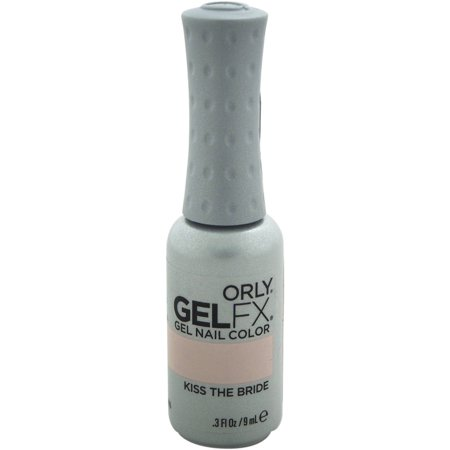 ORLY for Women Gel Fx Gel Nail Color, #30016 Kiss The Bride, 0.3 (Orly Nail Colors)