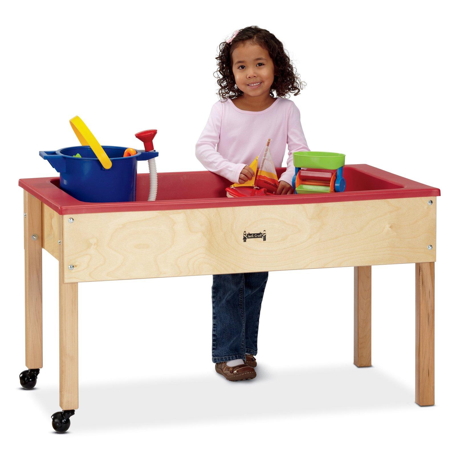 JonTi CrafT Sand-N-Water Table