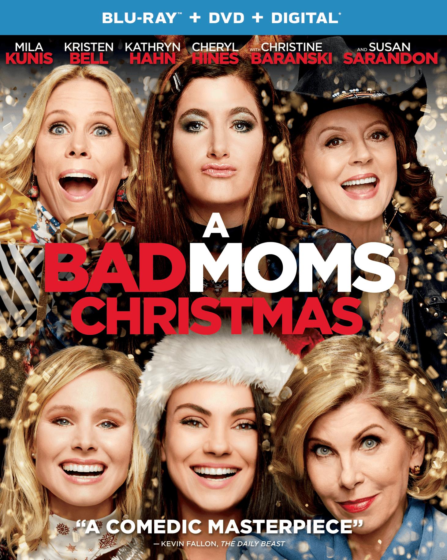 A Bad Moms Christmas (Blu-ray