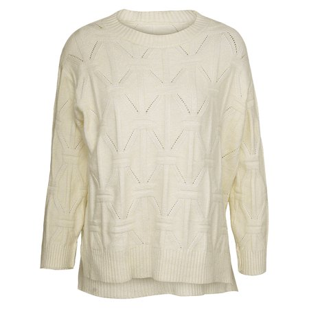 635dccbc71 BONRICH - Women Autumn Vintage Knitted Twist Long Sleeve Pullover Loose  Sweater Jumper - Walmart.com
