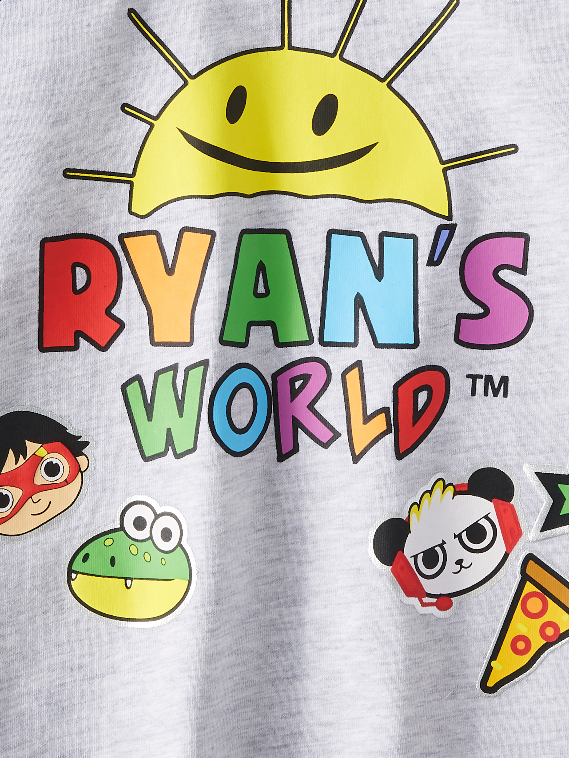 9147eb170 Ryan's World - Short Sleeve Graphic Tee Shirt (Little Boys & Big Boys) -  Walmart.com
