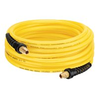 Bostitch ProzHoze 50 ft. L x 1/4 in. Air Hose Polyurethane 300 psi Yellow