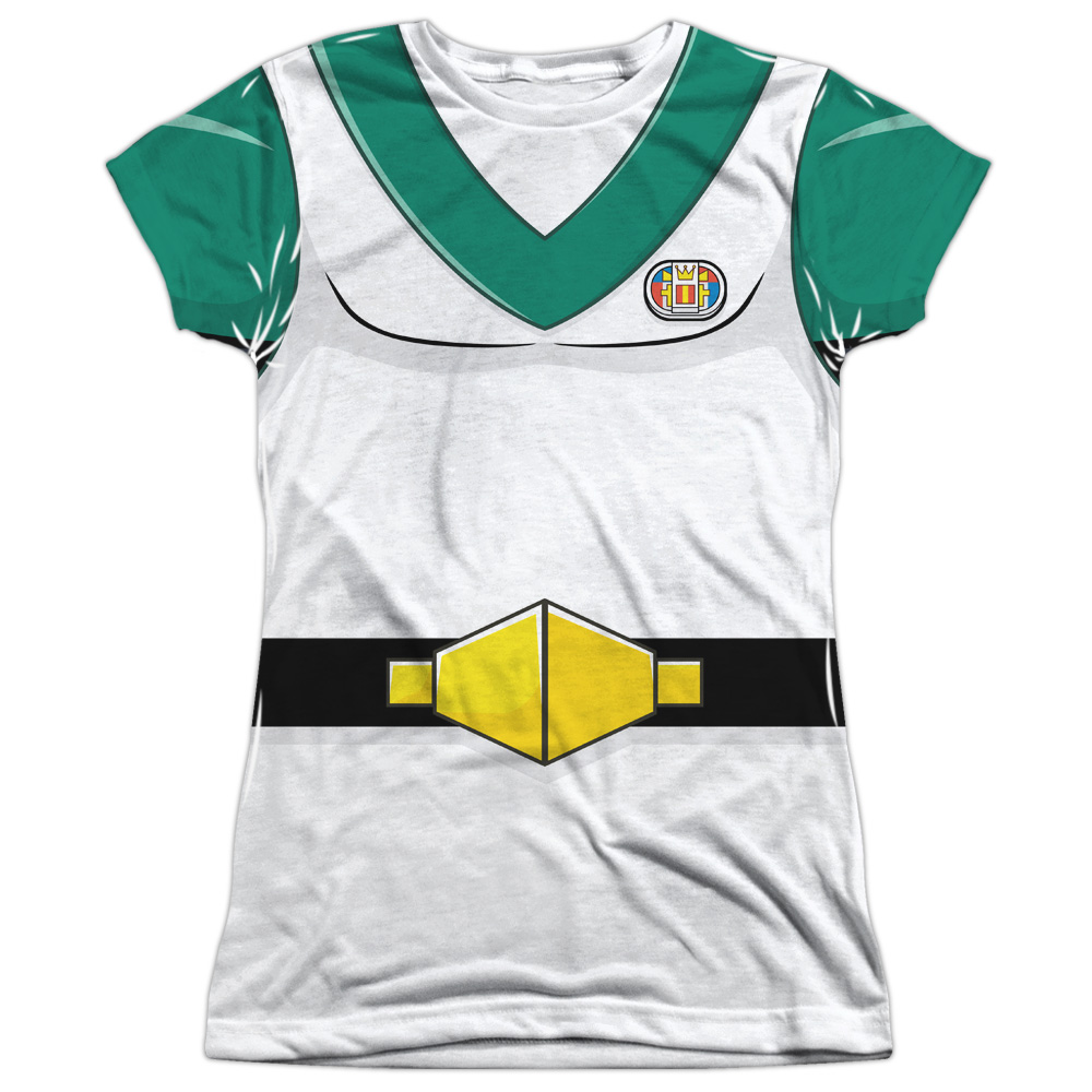 Voltron Pidge Costume (Front Back Print) Juniors Sublimation Shirt