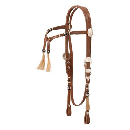 Royal King Rawhide Futurity Browband Headstall