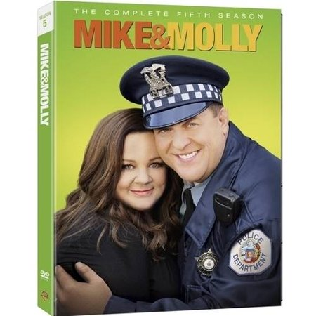 Mike And Molly  The Complete Fifth Season  Widescreen