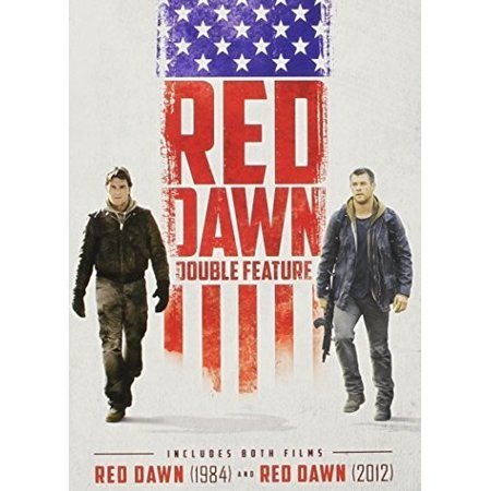 Red Dawn (1984) / Red Dawn (2012) (DVD) - Red Oitnb